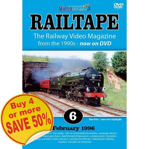RAILTAPE No. 6 - February 1995