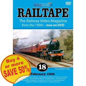 RAILTAPE No. 18 - February 1996