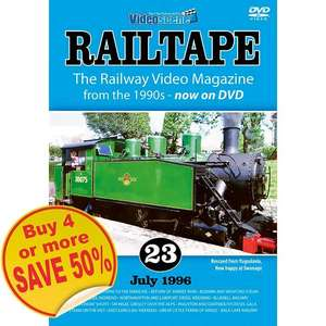 RAILTAPE No. 23 - July 1996