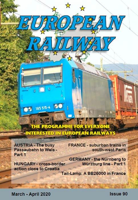 European Railway: Issue 90