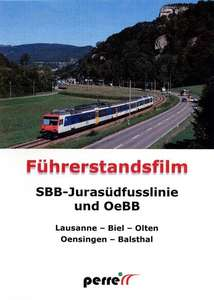 SBB South Jura Line and OeBB