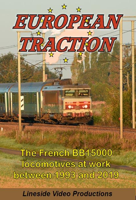 European Traction: The French BB15000 Locomotives at work