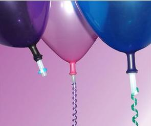 Balloon valves