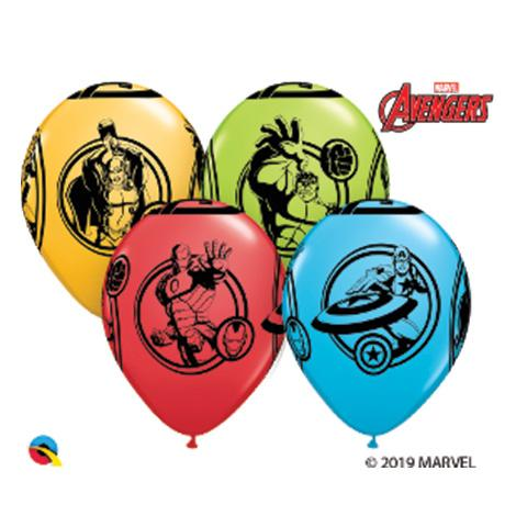 Licensed character latex balloons