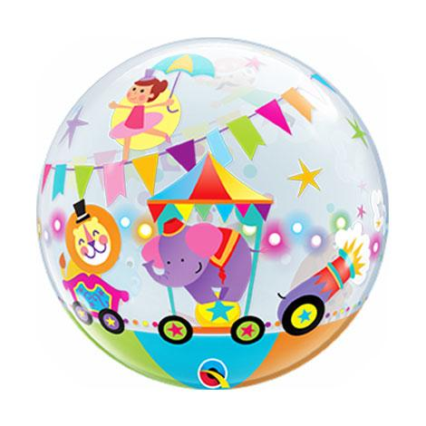 Themed bubble balloons