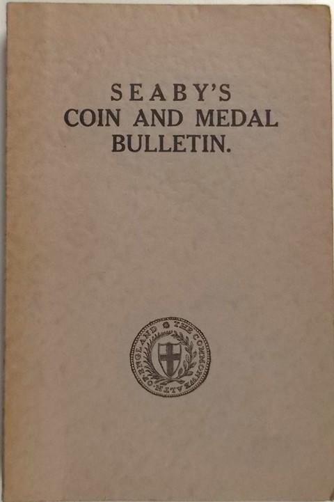 Seaby Coin and Medal Bulletin 1969