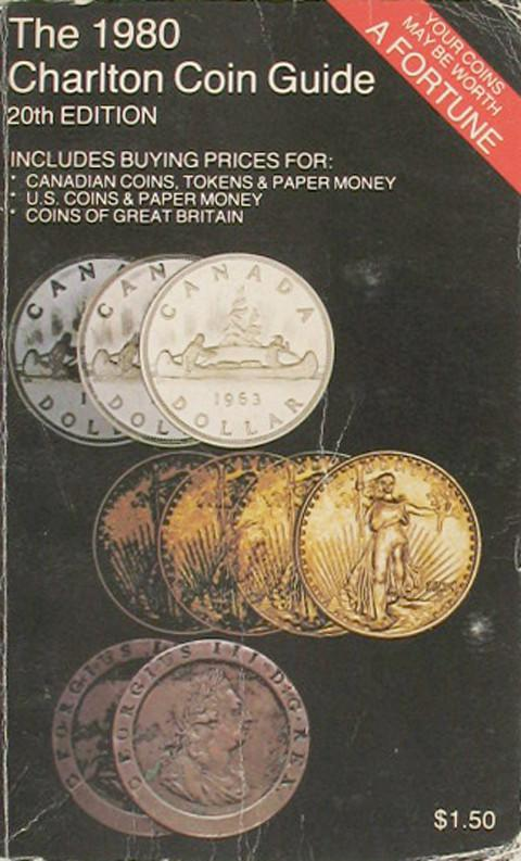 The 1980 Charlton Coin Guide Canada