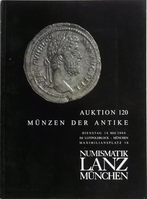 Lanz 120.  Munzen der Antike, 18 May, 2004.