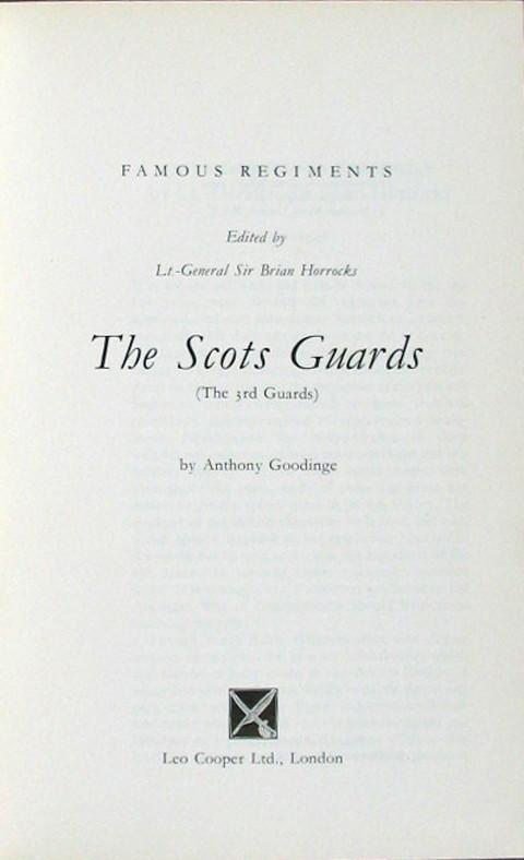 The Scots Guards (The 3rd Guards)