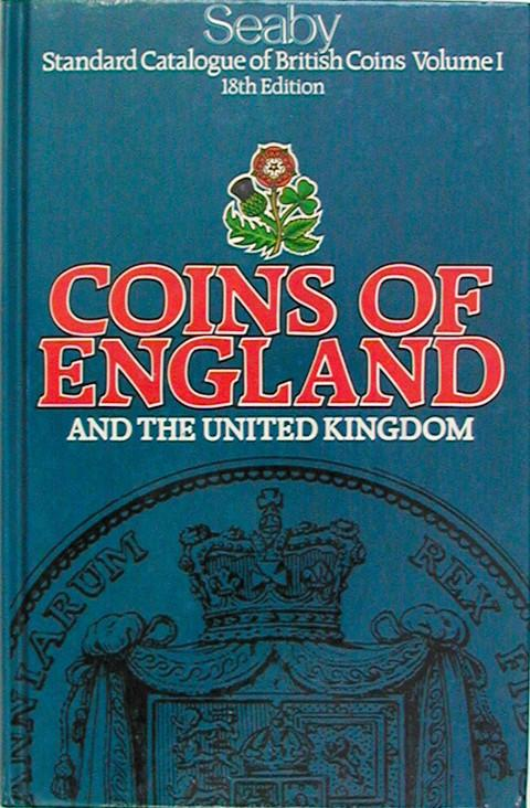 Coins of England & the United Kingdom 1981. Standard Catalogue of British Coins. Seaby.