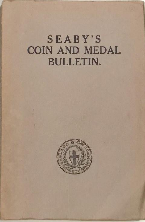 Seaby Coin and Medal Bulletin 1968
