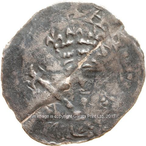 HENRY II, 1154-1189.. Tealby coinage. Penny of Lincoln.