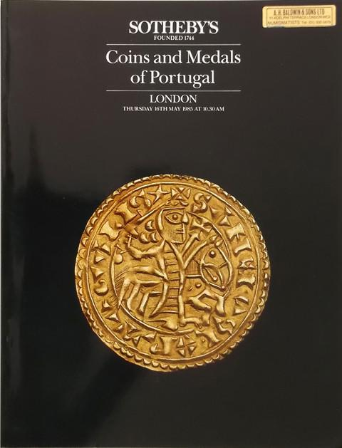16 May, 1985  Coins and Medals of Portugal and her Colonies