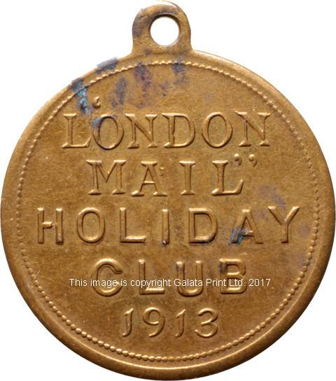 LONDON MAIL Holiday Club 1913