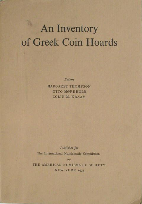 An Inventory of Greek Coin Hoards.