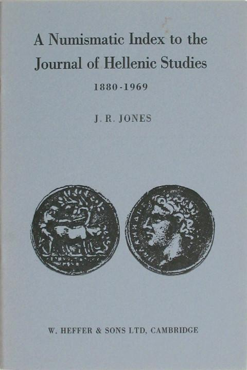 Numismatic Index to the Journal of Hellenic Studies. (1880-1969)
