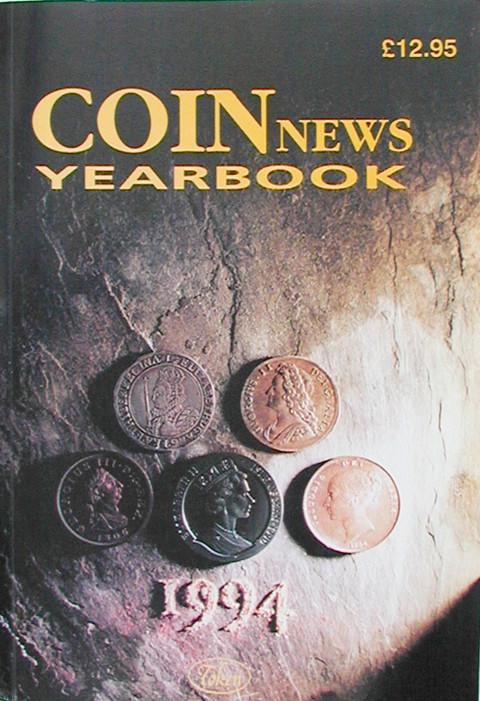 Coin News Yearbook  1994