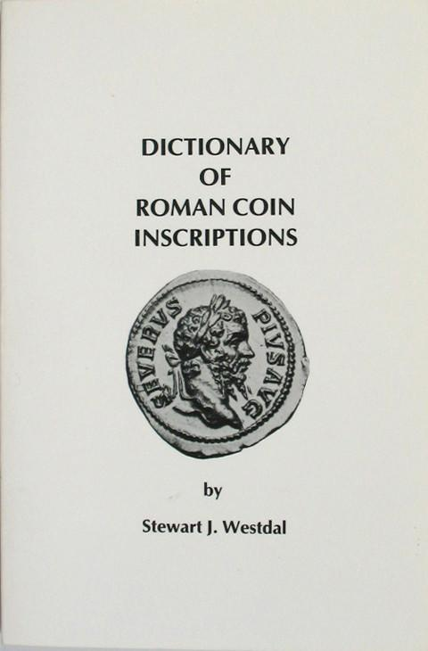 Dictionary of Roman Coin Inscriptions.