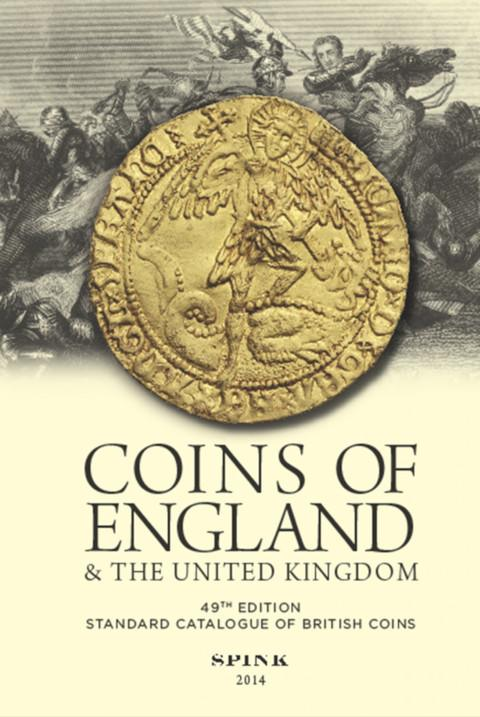 Coins of England & the United Kingdom 2014. Standard Catalogue of British Coins. Spink.