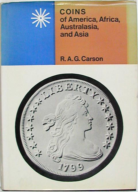 Coins of America, Africa, Australasia and Asia.
