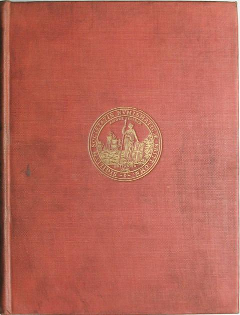British Numismatic Journal 1927-28
