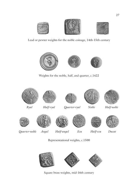 English Weights. An illustrated Survey