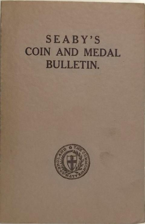 Seaby Coin and Medal Bulletin 1966