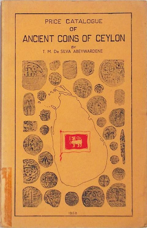 Price Catalogue of Ancient Coins of Ceylon