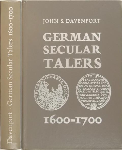 German Secular Talers 1600 - 1700