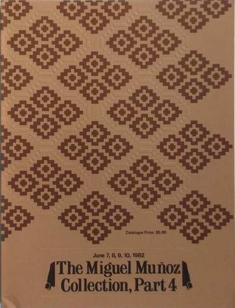 7 June, 1982.  The Miguel Munoz Collection, part 4.