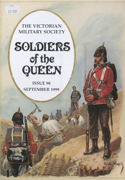 The Victorian Military Society.  Soldiers of the Queen.  Issue 98 September 1999.