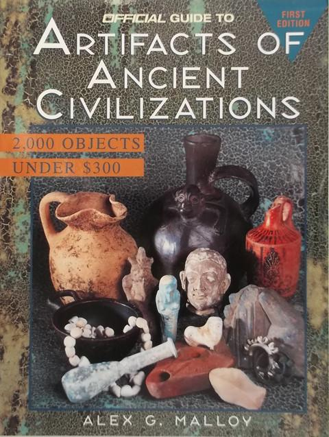 Official Guide to Artifacts of Ancient Civilizations