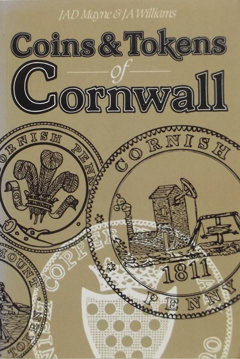 Coins & Tokens of Cornwall.
