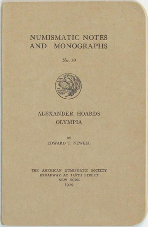 Alexander Hoards Olympia