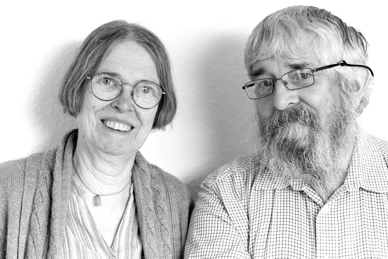 Paul and Bente Withers - Numismatists