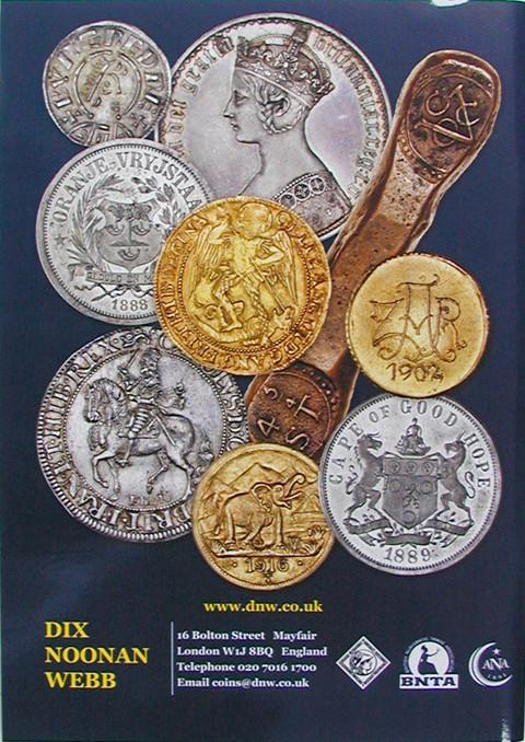 17 Nov, 2011.  DNW 95.  British and World Coins.