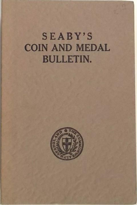Seaby Coin and Medal Bulletin 1977