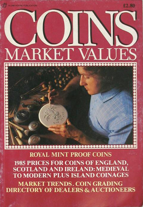 Coins Market Values 1985