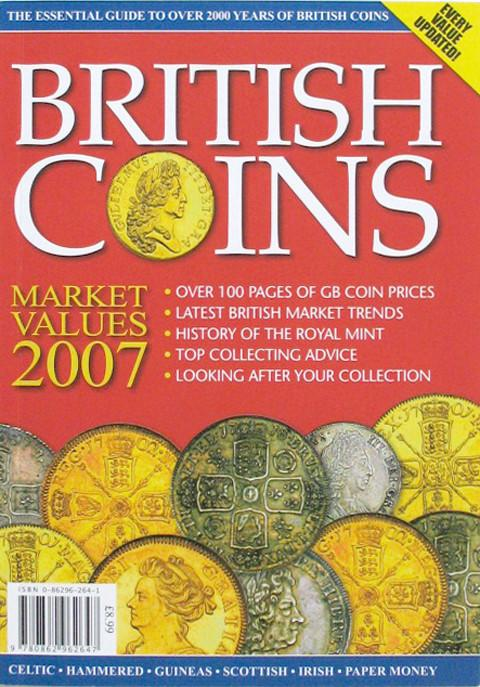 British Coins Market values 2007