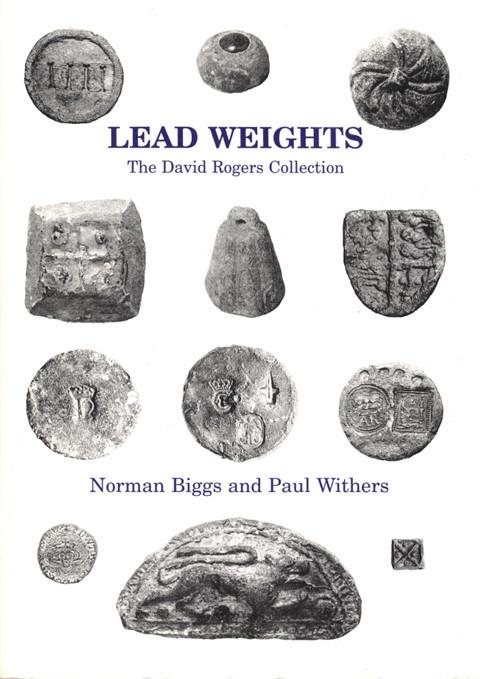 Lead Weights.  The David Rogers Collection