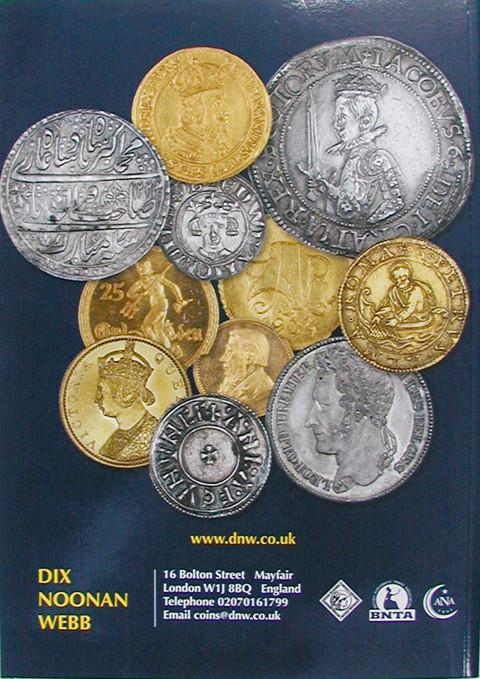 21 Jun, 2011.  DNW 92.   British & World Coins.