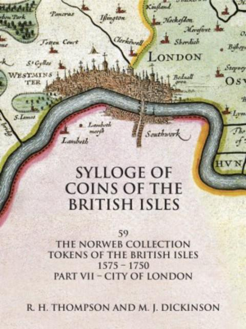 SCBI 59 The Norweb Collection. Tokens of the British Isles. Pt 7  City of London.