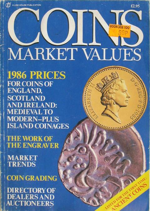 Coins Market Values 1986