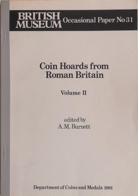Coin Hoards from Roman Britain. Volume II.