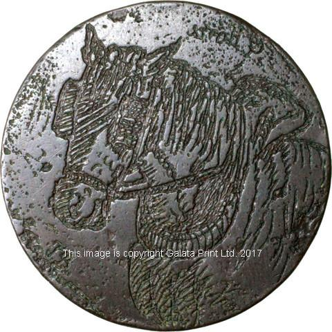 ENGRAVED COIN