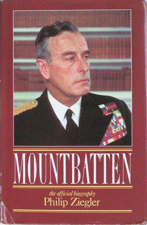 Mountbatten: The Official Biography