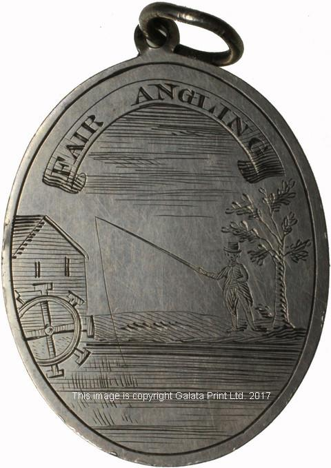 FISHING PASS (engraved).