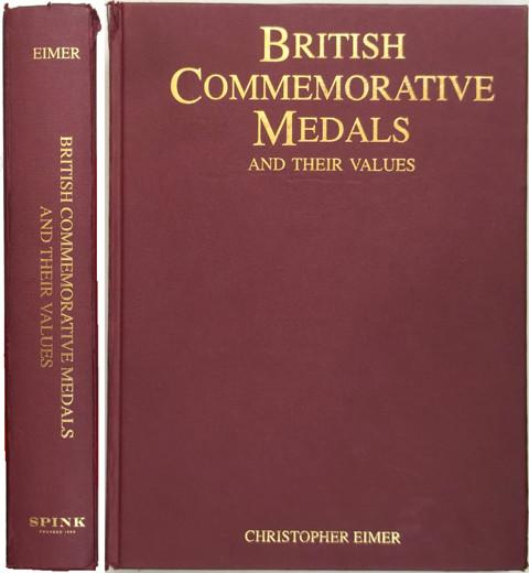 British Commemorative Medals and their values.