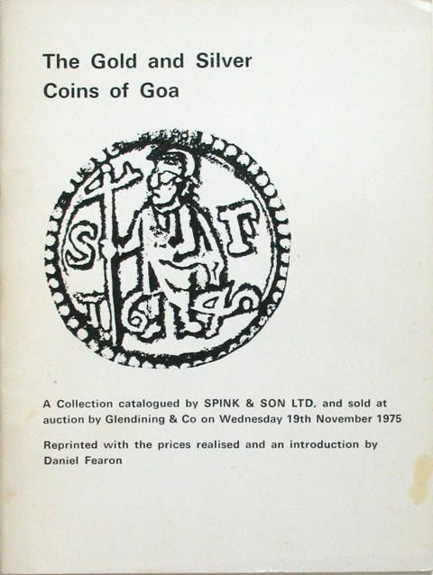 19 Nov, 1975 Coins of Goa.