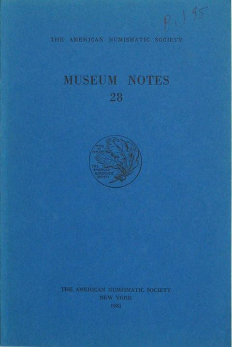 Museum Notes 28
